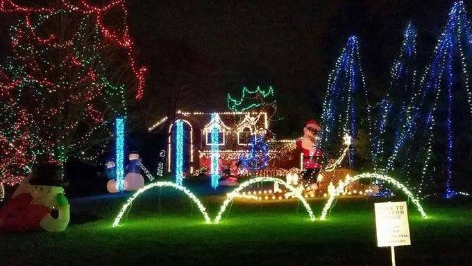 christmas lights lebanon fairgrounds