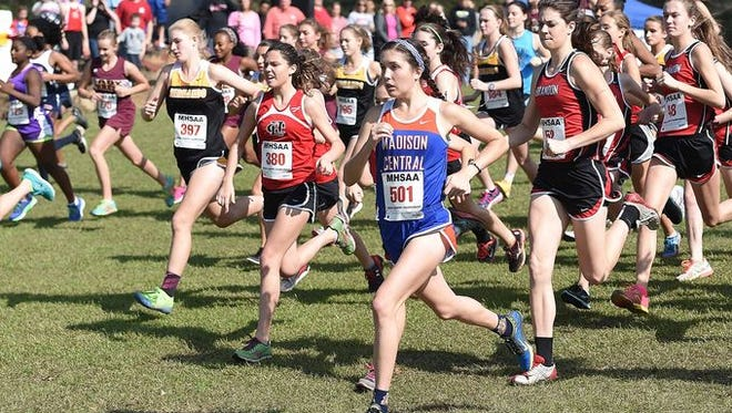 Best of MS Preps: Girls All-State cross country