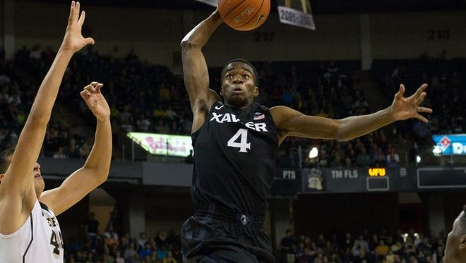 Xavier point guard Edmond Sumner on Monday was named Big East freshman of the week for the second straight week.