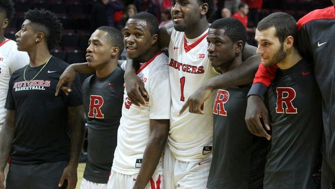 Can Rutgers conjure up more magic vs. Wisconsin?