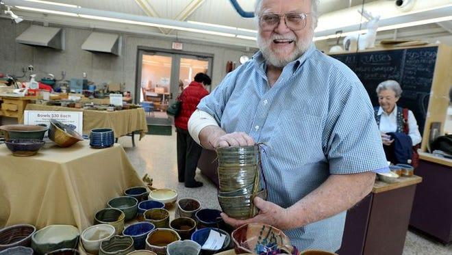 Bill Clover was a beloved art professor at Pensacola State College.
