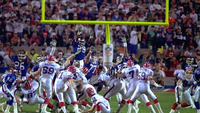 Twenty-five years later, the kick no Bills fan will ever forget.