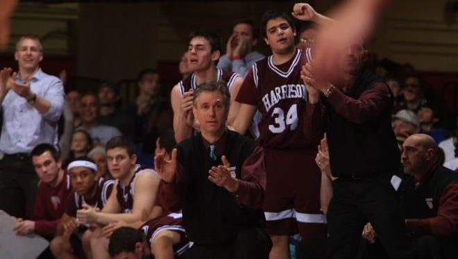 Harrison coach Gary Chiarella's team will host a four-game slate in the annual LHBCA Coaches vs. Cancer showcase on Saturday, Jan. 30.