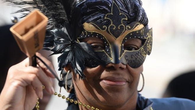 2015 African American History Parade