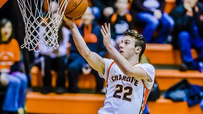 Former Charlotte guard Sy Barnett, who led the Orioles in scoring this season, has transferred to Williamston High School.