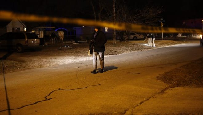 Police are investigating a fatal shooting that occurred Saturday outside of a home on South West Avenue.