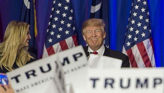 Donald Trump won the most votes locally and statewide in the South Carolina Republic Primary, but the performances of other candidates were much different locally than statewide.