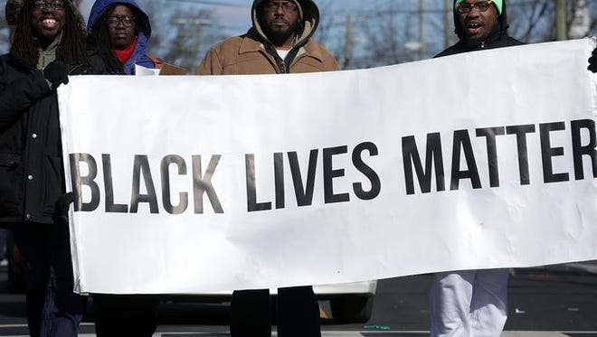 A symposium set for Friday and Saturday at two Alexandria libraries will focus on Black Lives Matter. The public is invited to the free event.