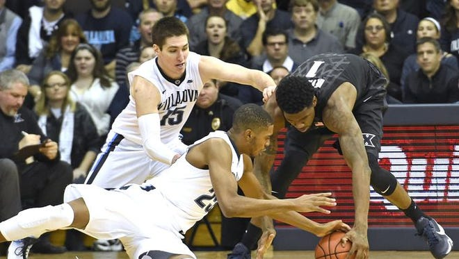 No. 1 Villanova will be the 17th top-ranked team Xavier faces in program history. The Musketeers are 3-13 against No. 1s entering Wednesday's 7 p.m. game at Cintas Center.