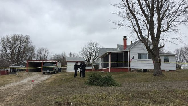 Reports detail several recent calls involving Greene County deputies at a home in the 4600 block of East Farm Road 48 in Fair Grove.
