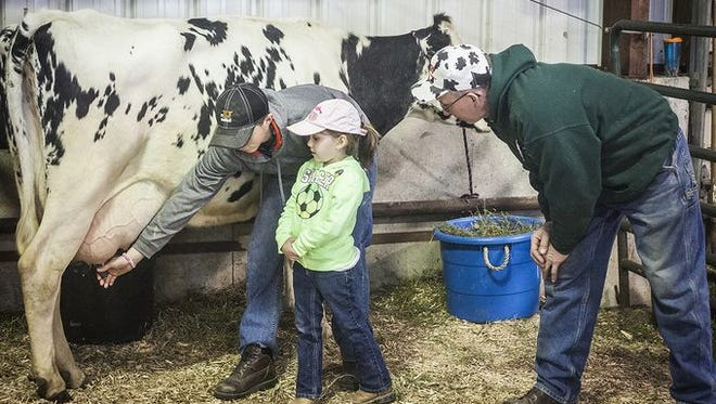 Delaware County Farm Festival starts Tuesday.