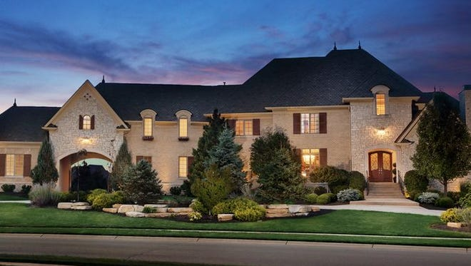 This six-bedroom house at 4078 Wild Wood Court in Zionsville sold March 9, 2016, for $1.36 million, according to F.C. Tucker Co.