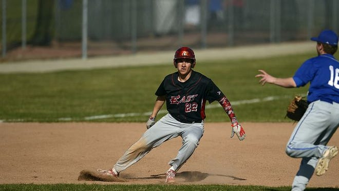 Green Bay East/West junior Max Van Boxel will be a key to the team's success.