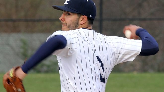 Eastchester senior Greg Satriale is the latest #lohudbaseball Player of the Week.