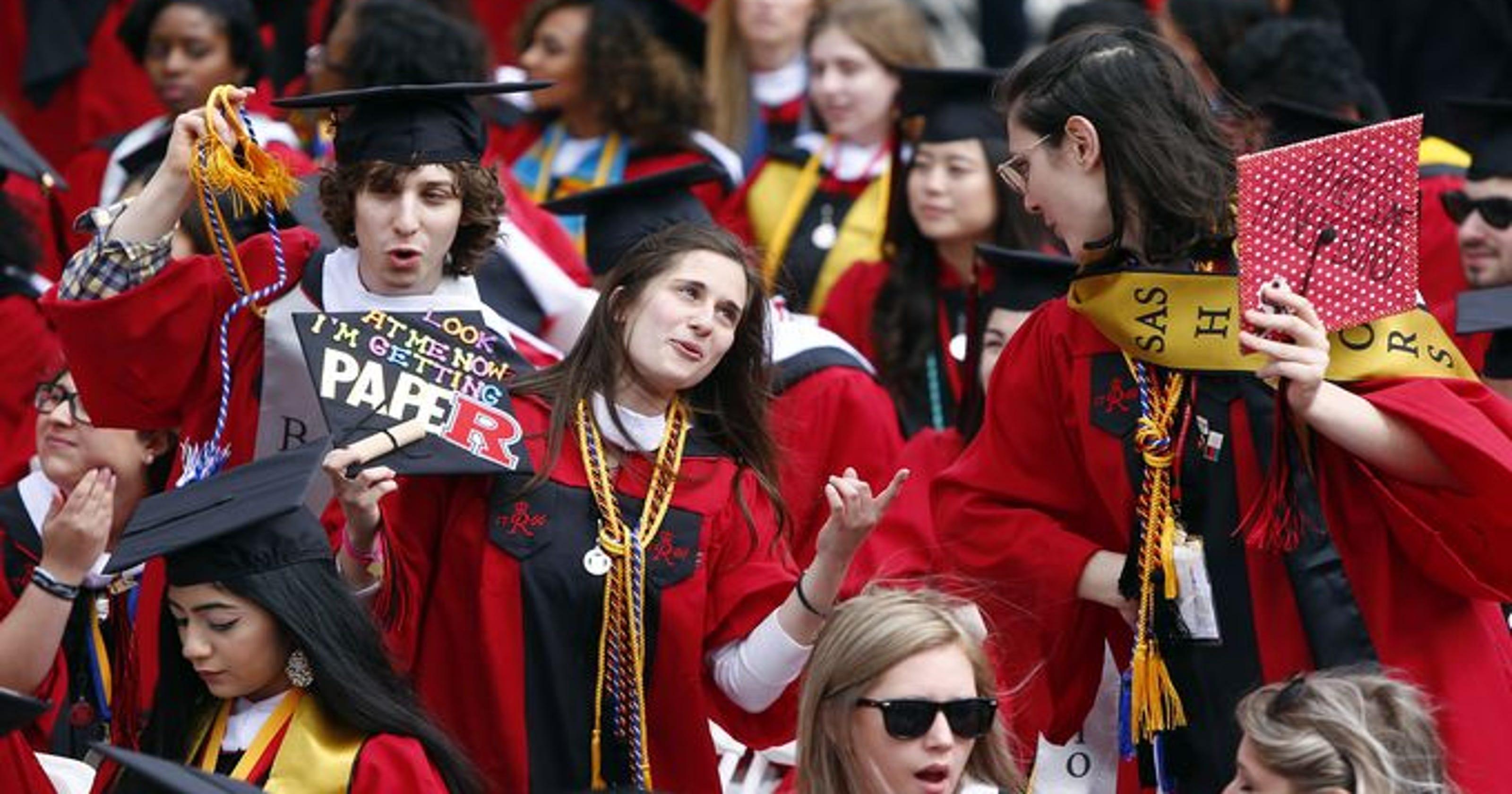 Column Triumphant Moment For Obama Rutgers
