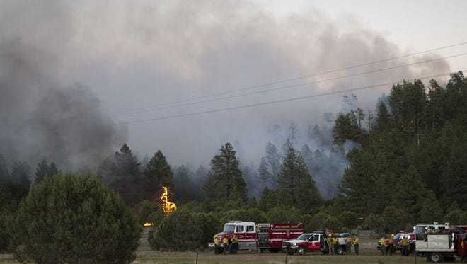 The Cedar Fire could hit 30 percent containment by early evening, barring any weather catastrophes, fire officials said Friday.