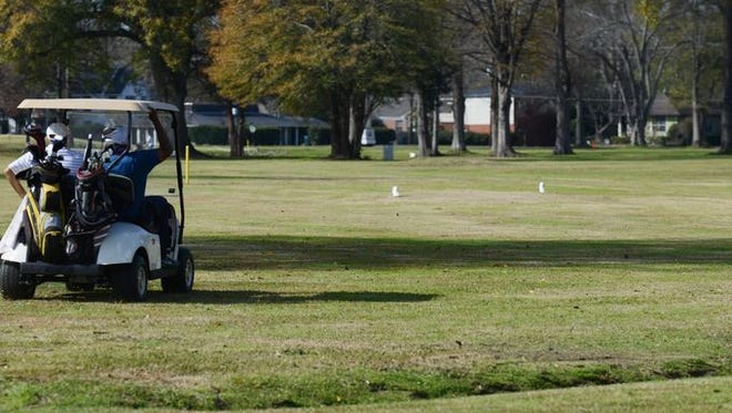 An ordinance before the Monroe City Council would set membership and trail fees for golfers at the Muny Golf Course at Forsythe Park.