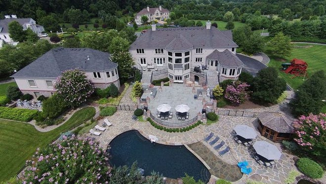 Tour this Marlboro mansion