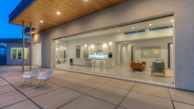 James and Shannon Winebrenner purchased this Phoenix home for $1.75 million from Stephen Ellis, managing member of Blue Ridge Properties LLC, an Arizona limited-liability company.
