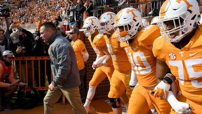 File photo: Tennessee Vols