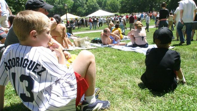 The annual Mississippi Picnic in Central Park has been canceled by organizers.