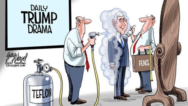 Daily Trump drama.