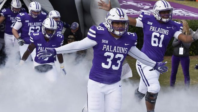 ELON, N.C.– There were moments in the fourth quarter Saturday afternoon when everyone on the Furman side of Rhodes Stadium had to have had unpleasant memories of Week 2.