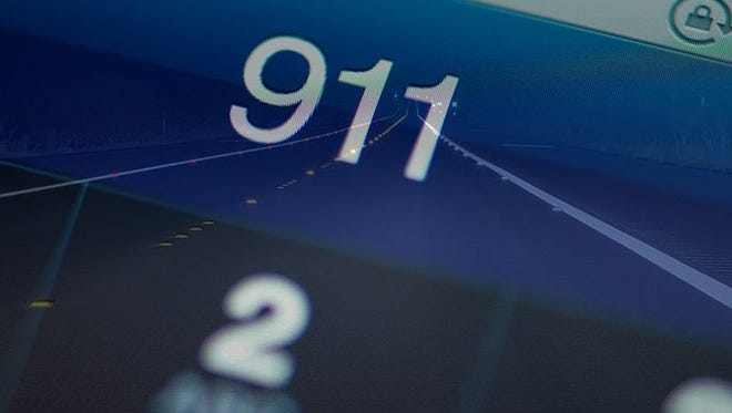 When a Texas mom realized she was being followed, she called 911.