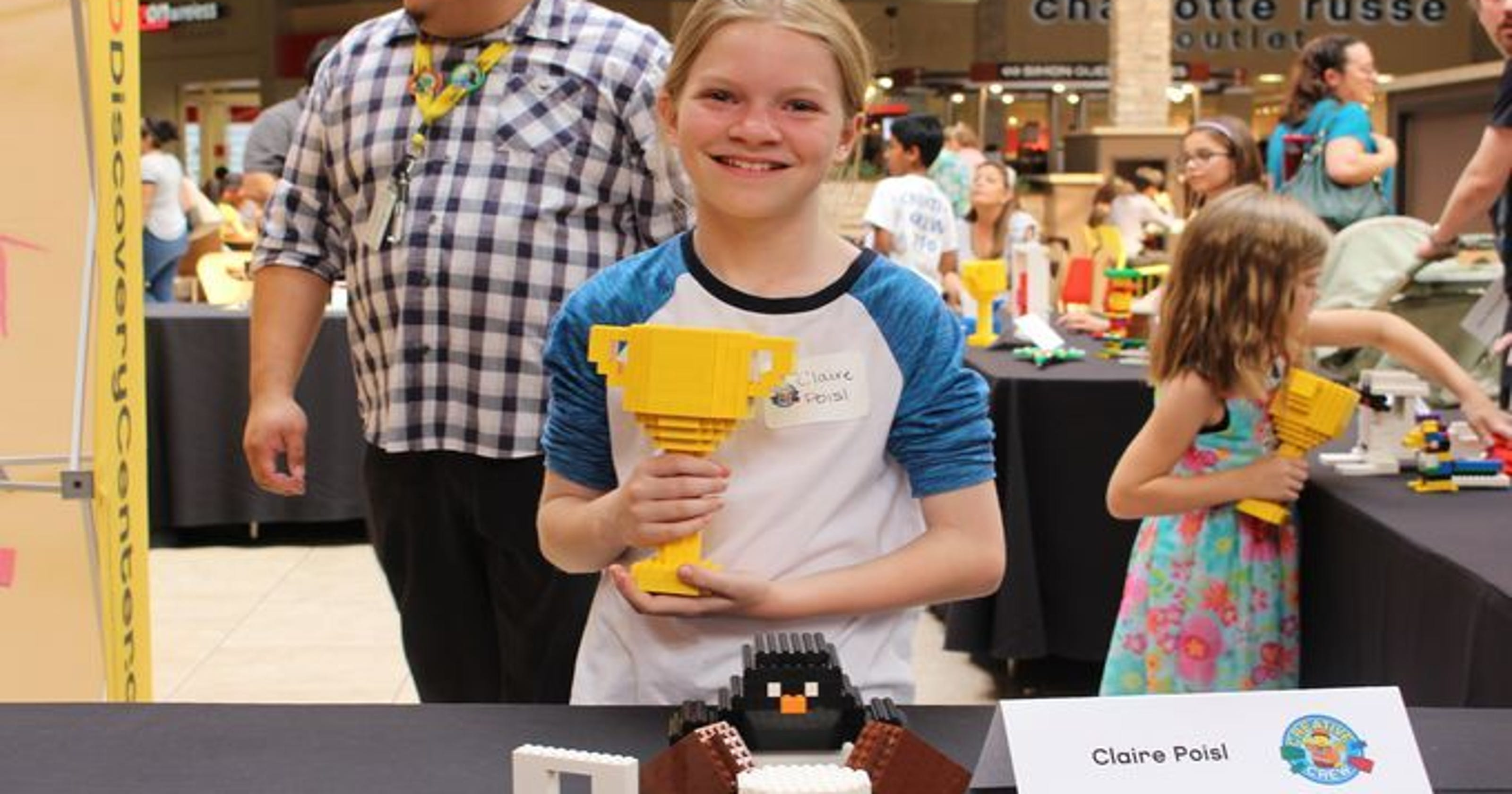 Legoland Hiring Creative Crew Ages 6 10 To Work Special Events Jacie Shirt