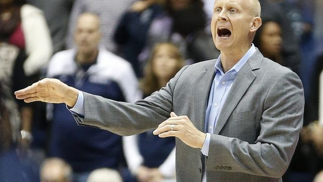 Chris Mack received a signed National Letter of Intent Wednesday from Kaiser Gates, a 6-foot-8 forward from Georgia.