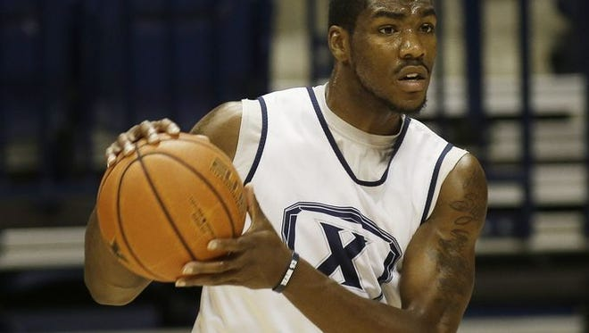 Remy Abell and the Musketeers are preparing for the 2014-15 season.