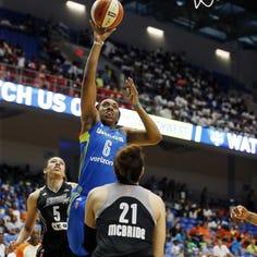 UTEP, Irvin High alumna Kayla Thornton a full-time starter, leader for WNBA Dallas Wings