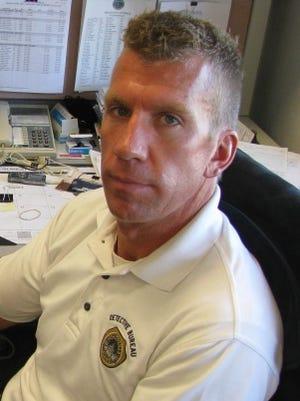 Des Moines Police Officer Tarry Pote