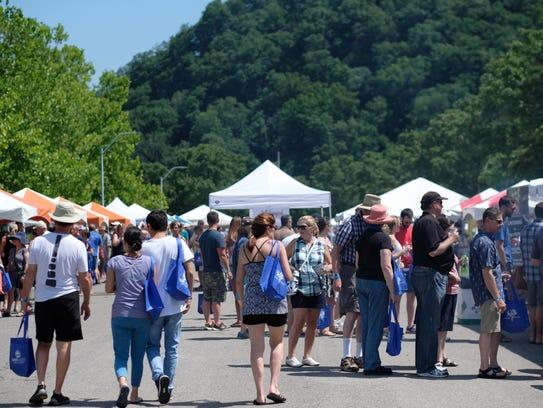 The second annual Nine Lakes Wine Festival Grand Tastingwill