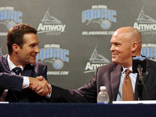 Scott Skiles, Rob Hennigan