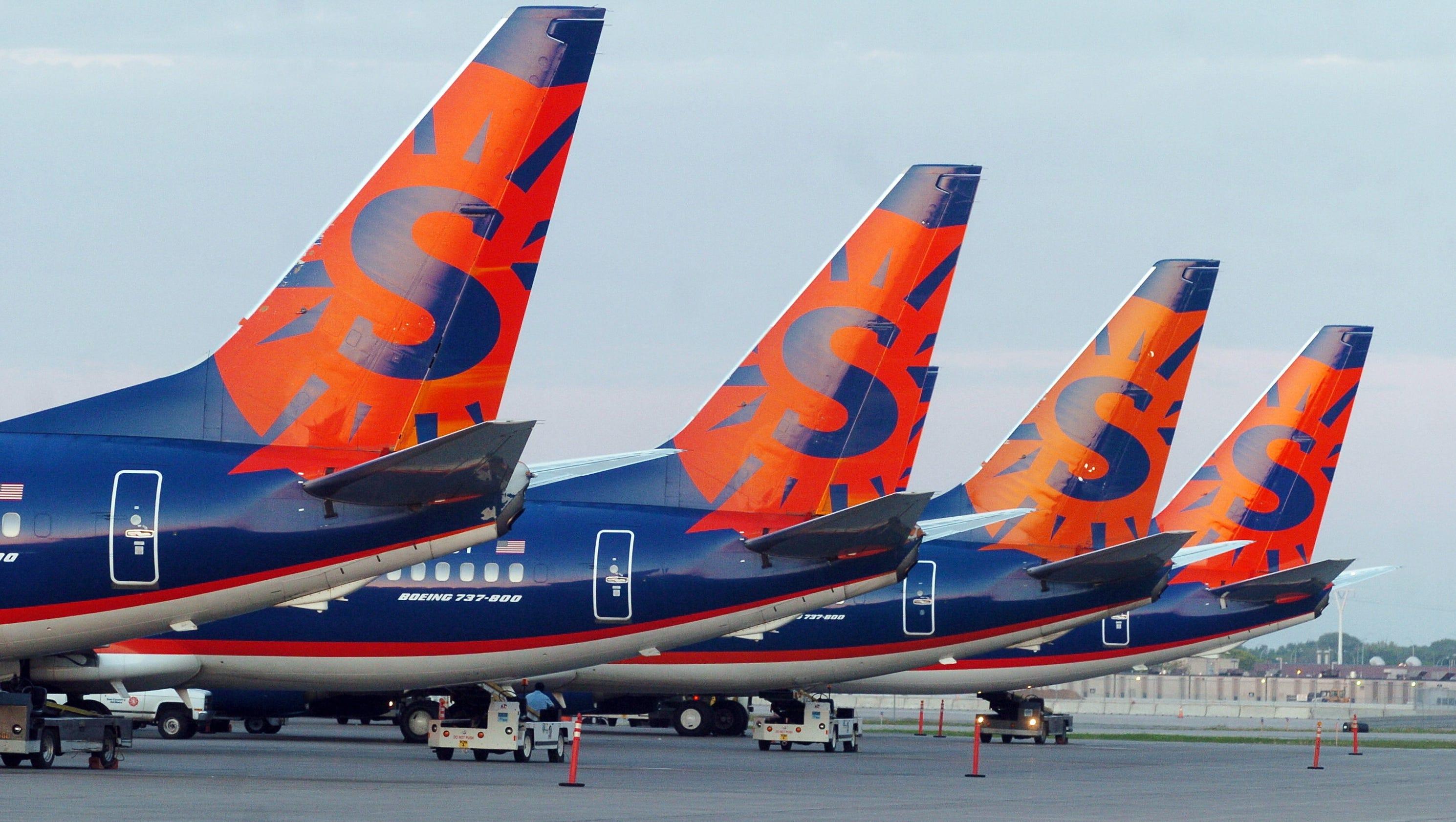 Resultado de imagen para sun country airlines