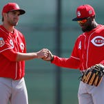 Reds prepared to play four middle infielders in 2017