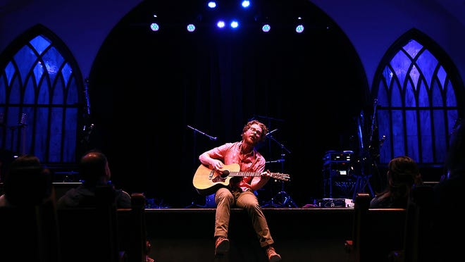 The Ballroom Thieves perform at the Spire Center for the Performing Arts in Plymouth in this 2019 file photo.