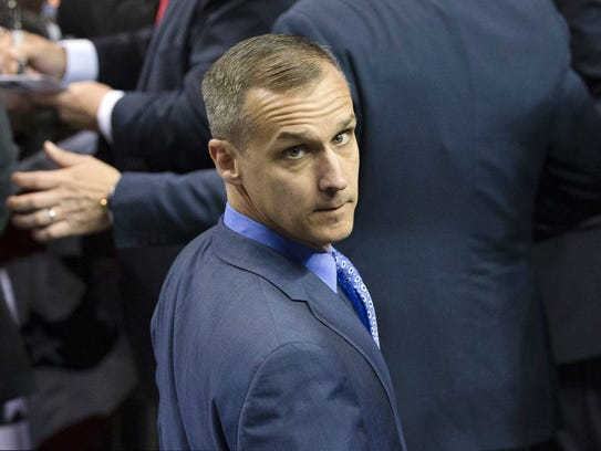 Corey Lewandowski is the former campaign manager for President Trump.