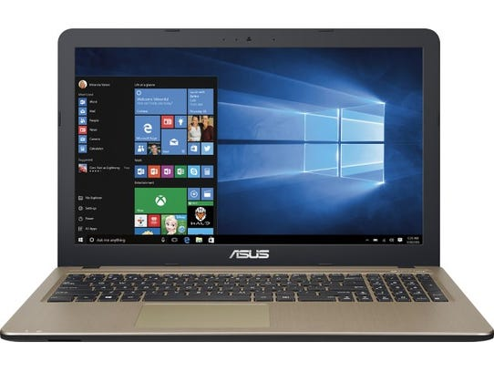 Asus's 15-inch laptop is just under $200 on sale.