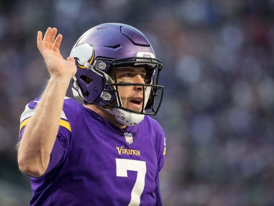 At 29, Case Keenum went from journeyman to solid NFL starter this year
