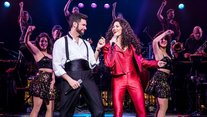 "The musical life story of acclaimed husband-and-wife duo Emilio and Gloria Estefan, ""On Your Feet!"" takes theatergoers behind the scenes of their real-life story."