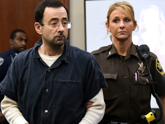 Larry Nassar Sexual Abuse Case