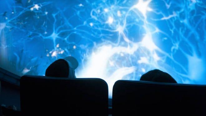 Rowan University's Edelman Planetarium debuts two new shows on the giant overhead screen.