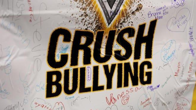 Crush Bullying