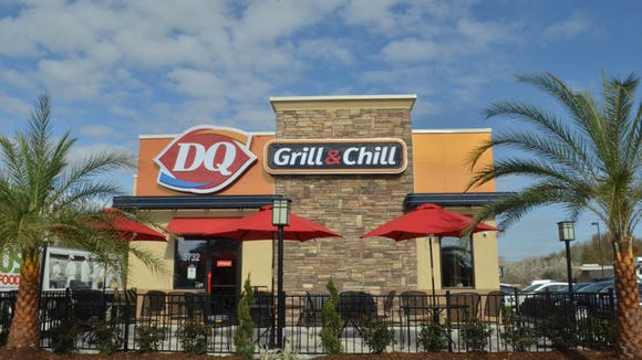 When the Dairy Queen on Johnston Street opened in March 2014, it held the national record for new store opening performance for the highest sales in a first week, highest sales in a day and highest sales in an hour.