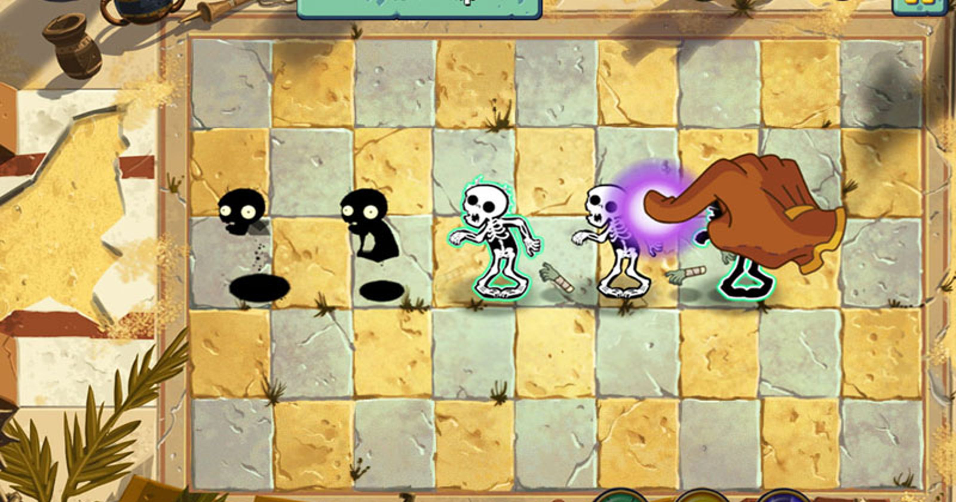 20 tips to mastering 'Plants vs  Zombies 2'
