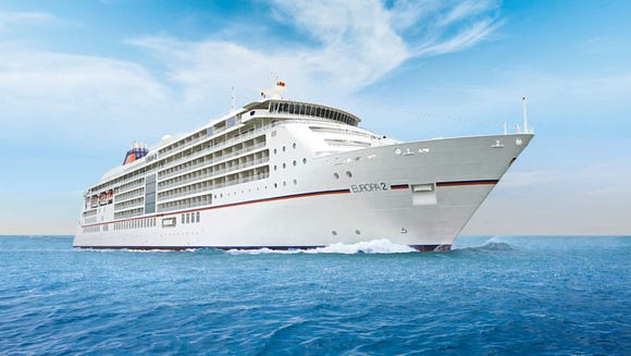 Luxurious cruise ship suites DON'T OVERWRITE