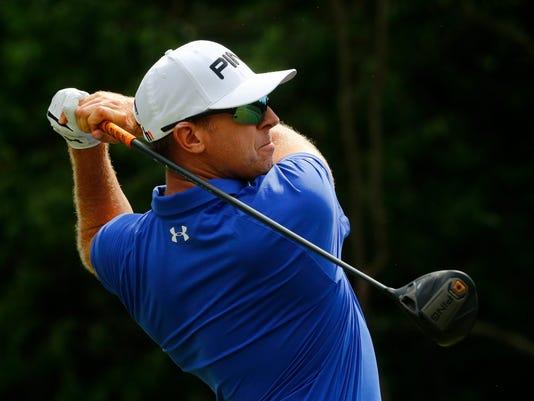 PGA: Barbasol Championship - Third Round