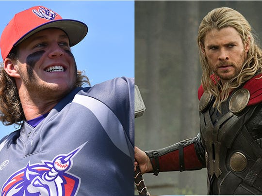 Nicco Lollio could probably pass before Thor, at least